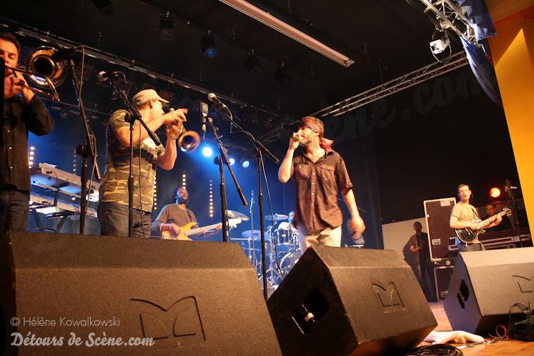 pierpoljak05   Pierpoljak au festival Les Enchanteurs 2012