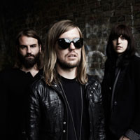 Band Of Skulls ©bandofskulls.com