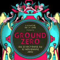 Visuel du festival Ground Zero