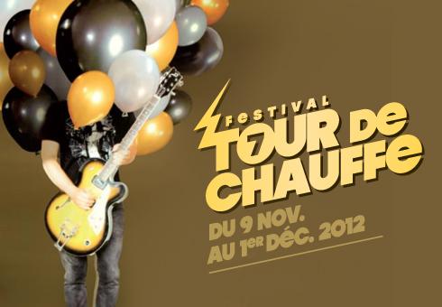 Festival Tour de Chauffe 2012 – 7ème édition