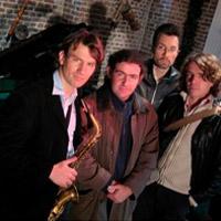 Alexandre Debeusscher Quartet © www.myspace.com/alexdebeusscher4tet