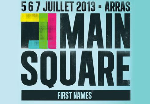Main Square 2013