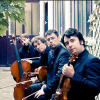 Quatuor Leonis © www.facebook.com/pages/Quatuor-Leonis