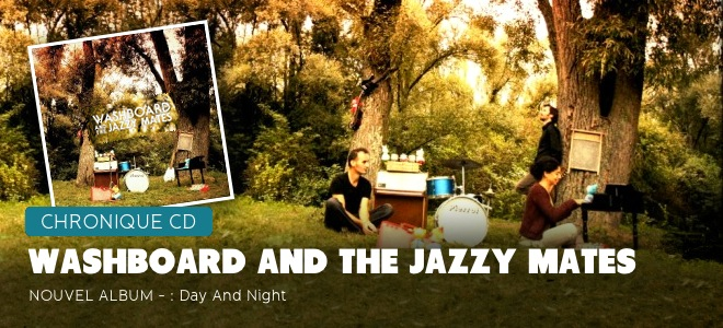 Washboard and the Jazzy Mates – Day and Night