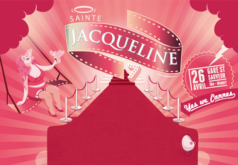 La Gare St Sauveur accueille la 7ème édition de la Sainte Jacqueline
