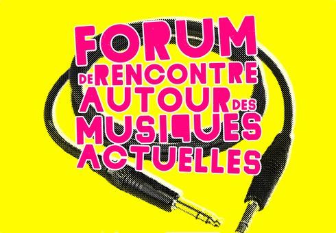 forum de rencontre autour des musiques actuelles