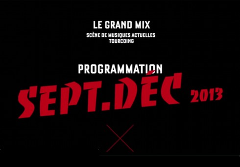 Programmation Grand Mix de Tourcoing