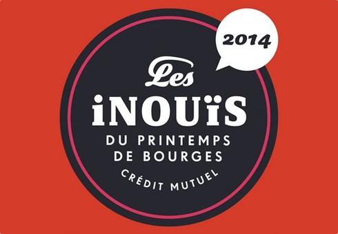 Les iNOUïS du printemps de Bourges 2014