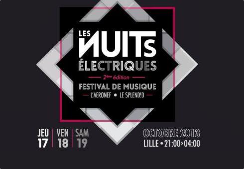 Les Nuits Electriques © www.facebook.com/festivallesnuitselectriques