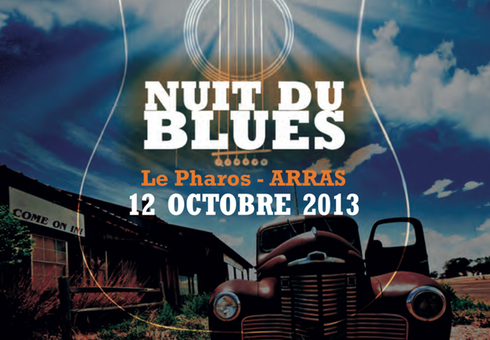 © www.facebook.com/pages/La-Nuit-du-Blues-Arras