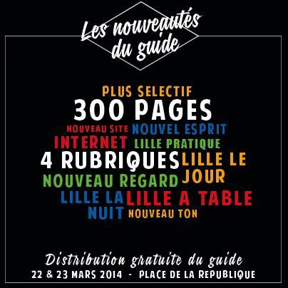 imageChti2014   Rendez vous les 22 et 23 mars 2014 pour la distribution du guide Le Chti 2014 !