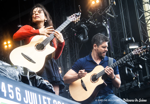 Rodrigo Y Gabriela © Emeline Bulcourt