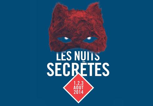 Festival Les Nuits Secrètes 2014