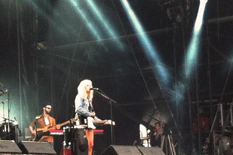 nina nesbitt   Main Square Festival 2014   Jour 4 : dernier rendez vous avec Detroit,  M , London Grammar, David Guetta...